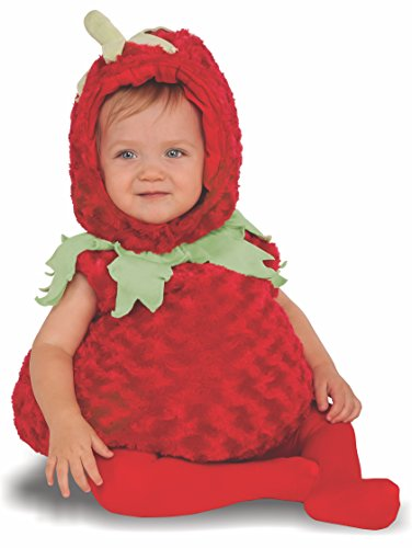Rubie's Baby Strawberry Costume, As As Shown Toddler