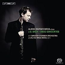 Bach: Oboe Concertos, Adagio from Easter Oratorio by Alexei Ogrintchouk (2010-11-08)