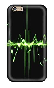 Hot Sound Wave First Grade Phone Cases For Iphone 6 Cases Covers