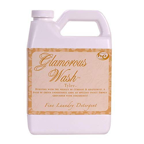 Glamorous Wash Tyler Fragrance Gallon Laundry Detergent (Glamorous Fragrance)