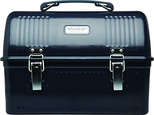 Stanley Classic Lunch Box, Hammer Tone Navy, 10-Quart ()