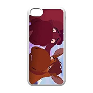 iPhone 5C Phone Case White Brother Bear 2 Kata CLL3684282