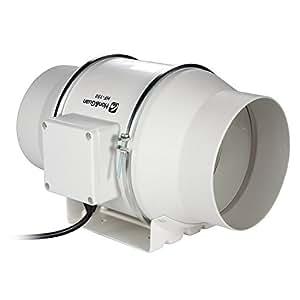 Hon Amp Guan 6 Quot Inline Duct Fan Exhaust Fan Extractor Fan