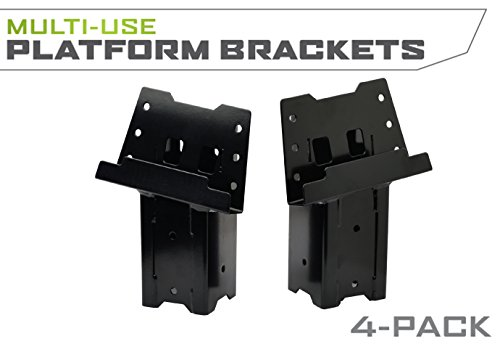 HME Multi-Use Platform Brackets. Hunting Blinds, Observation Decks & Outdoor Platforms. from Hunting Made ()