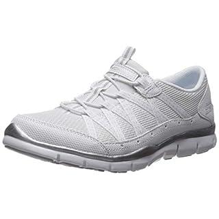 Skechers Women's Gratis - Strolling Sneaker, WSL, 7 M US