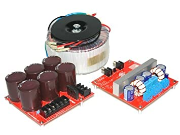 500W into 8 Ohm, Class D Audio Amplifier Kit, Audiophile Quality