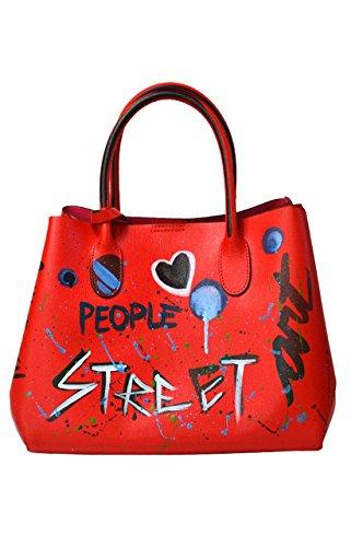 Luanaromizi.com 8051p18ib - Tote Bag For Women Red