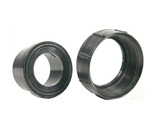 Emperor Aquatics UV Sterilizer Replacement Union with O-Ring, - Emperor Aquatics Replacement