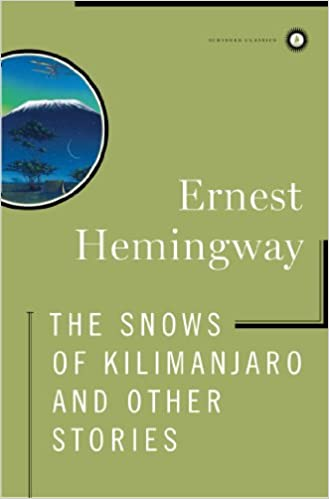 the snows of kilimanjaro literary analysis