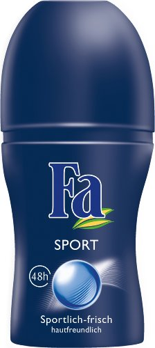 Fa Sport Deo Roll-On, 6er Pack (6 x 50 ml)