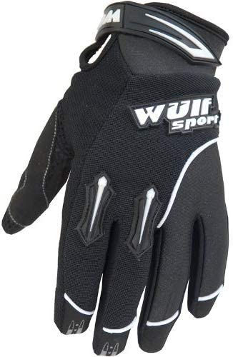 Wulfsport Gants de moto cross pour adulte vert Medium 9cm MX Stratos