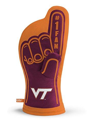 NCAA Virginia Tech Hokies #1 Oven Mitt