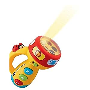 VTech Spin and Learn Color Flashlight by VTech TTT New