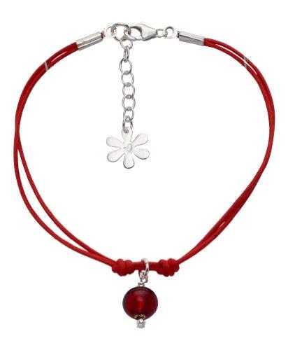 Valentina - 51036 - Bracelet Femme - Argent 925/1000 0.4 Gr - Verre