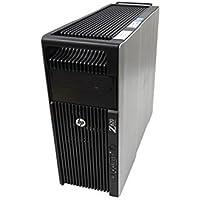 HP Z620 Workstation, 1x Xeon E5-2660 2.2GHz Eight Core Processor, 16GB DDR3 Memory, 1x 500GB Hard Drive, NVIDIA Quadro NVS 295, DVD-RW, Windows 10 Professional Installed (Certified Refurbished)