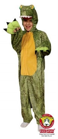 Safari Plush Costume FB-CROC-L Crocodile- Large