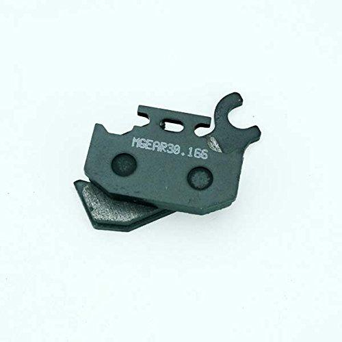 MetalGear Bremsbeläge vorne L//hinten CAN AM Outlander 650 XT-P 4WD 2012-2S7