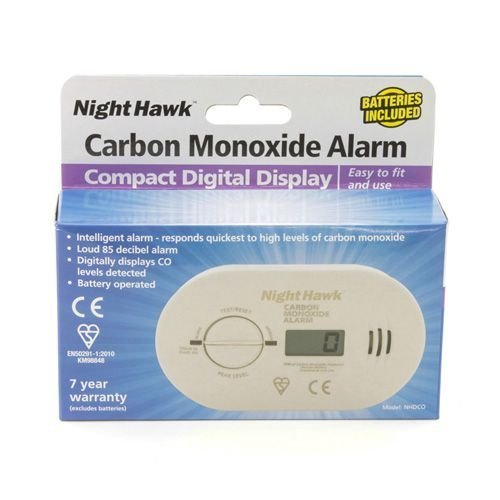 KIDDE 5DCO//NHDCO//0230 Detecteur de monoxyde de carbone kidde Night hawk