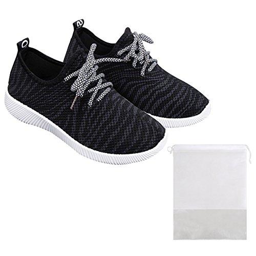 Zapatillas de Malla para Running Meliya Mujer de PdwqUS