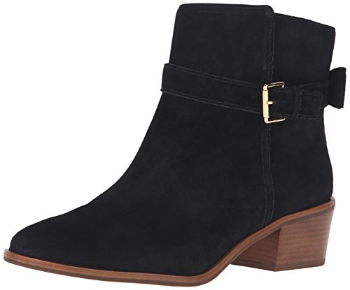 kate spade new york Women's Taley Ankle Bootie, Black, 8 M US