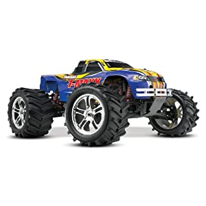Traxxas RTR 1/10 Monster T-Maxx Nitro 2.5 4WD Truck RTR