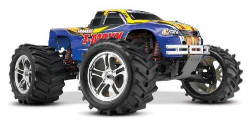 Traxxas T-Maxx 4WD Monster Truck, 1:10 Scale