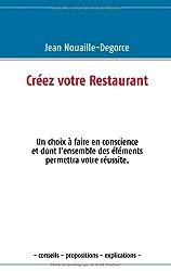 Créez votre Restaurant