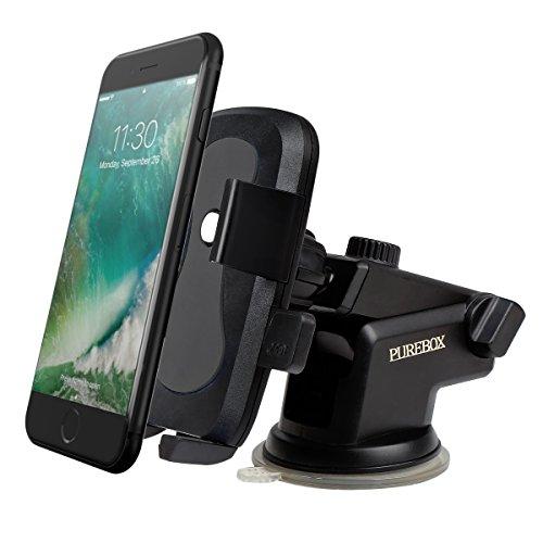 PUREBOX Universal Windshield Dashboard Smartphones