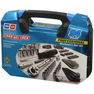Channellock 39070 94 Piece Mechanics Tool Set