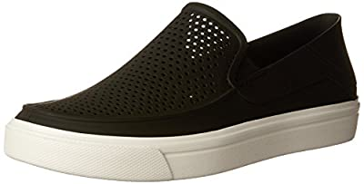 crocs Women's Citilane Roka Slip-On Sneaker | Comfortable Casual Athletic Shoe
