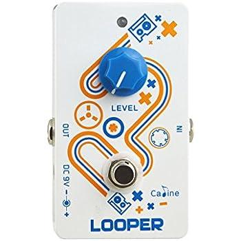 caline cp 33 looper guitar effect pedal everything else. Black Bedroom Furniture Sets. Home Design Ideas