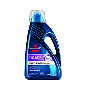 Bissell DeepClean + Refresh with Febreze Freshness Spring & Renewal Formula, 1052A, 60 ounces