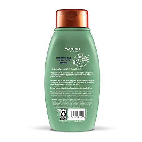 Buy shampoo for volume and thickness