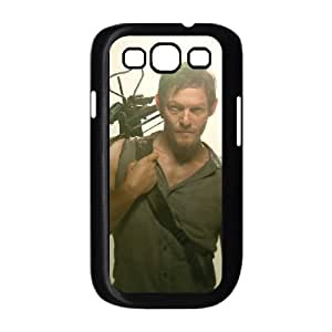 Samsung Galaxy S3 9300 Cell Phone Case Black The Walking Dead IMD Custom Cell Phone Case