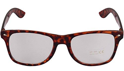 Austin Powers Tortoiseshell Tortoise Glasses Retro Nerd Fancy - Glasses Tortoiseshell Geek