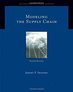 Supply chain management 3rd edition sunil chopra peter meindl modeling the supply chain duxbury applied fandeluxe Choice Image