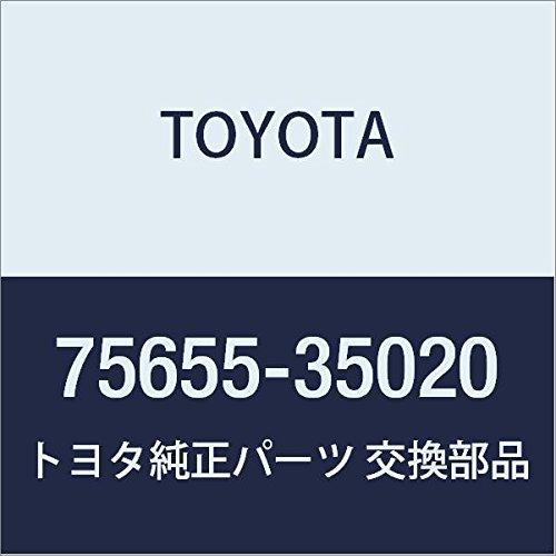 Genuine Toyota 75655-35020 Wheel House Seal