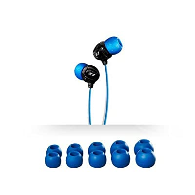 X-1 (Powered by H2O Audio) Surge Mini Waterproof In-Ear Headphones