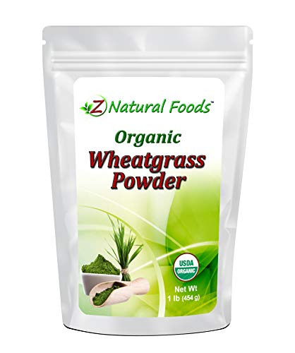 Organic Wheatgrass Powder 100%