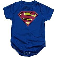 Superman Logo Infant Bodysuit
