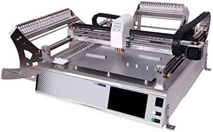 GOWE New Pick and Place Machine, SMT pick place theLED PCB