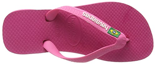 Adulte Light Rose Mixte Havaianas High Tongs Orchid�e IwWvg