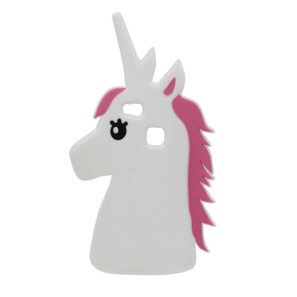 custodia huawei p9 con unicorno