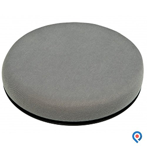 Pivit Swivel Seat Cushion | 360 Degree Rotation Converts Any Chair Into a Comfortable Swiveling Chair | Reduces Pressure Point Sensitivity & Alleviates Back, Knee & Hip Pain | Supports up to 300 lbs. by pivit