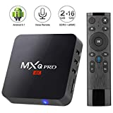 Best Tv Android Boxes - Newest Kingbox Android 8.1 TV Box, MXQ Pro Review