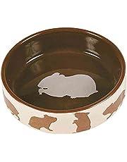 TX-60731 Ceramic Bowl for hamsters, posortowane, 80 ml 8 cm