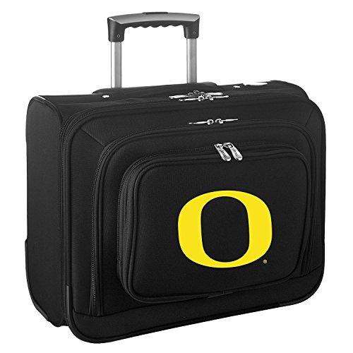 NCAA Oregon Ducks Wheeled Laptop Overnighter by Denco