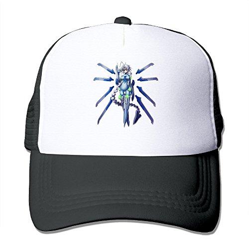 - OwperD Unisex Black Blazblue Adjustable Baseball Cap One Size