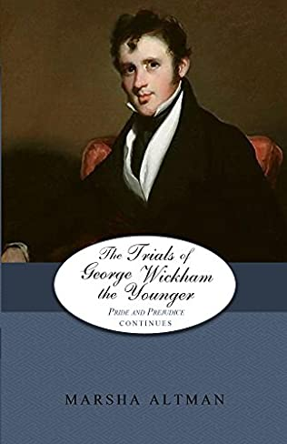 book cover of The Trials of George Wickham the Younger