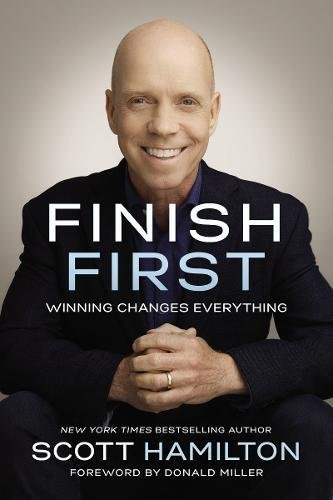Book Cover: Finish First: Winning Changes Everything